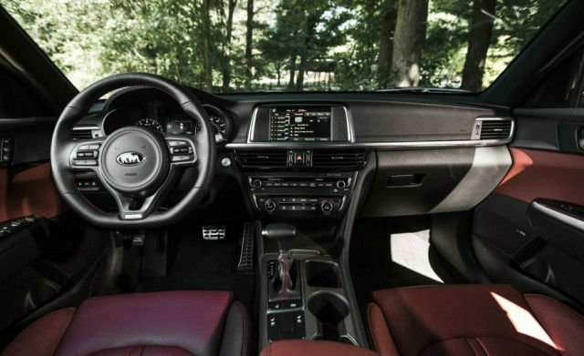 2016 kia optima interior | 2018 Cars Models