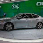 2017 Kia Optima LX Hybrid
