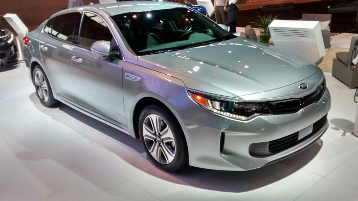 2017 Kia Optima Model