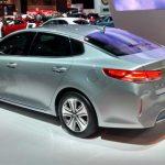 2017 Kia Optima Release
