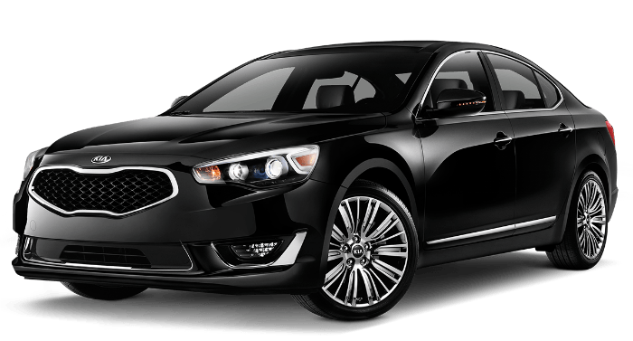 2017 Kia Optima SXL Black