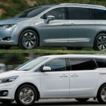 2017 Kia Sedona Changes