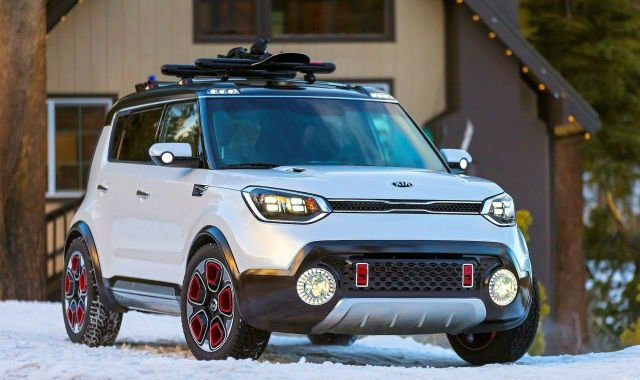 2017 Kia Soul and Soul EV All-Round