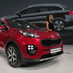 2017 Kia Sportage Colors