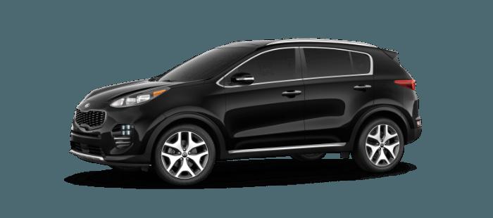 2017 Kia Sportage EX Black