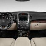 2017 Kia Sportage EX Interior