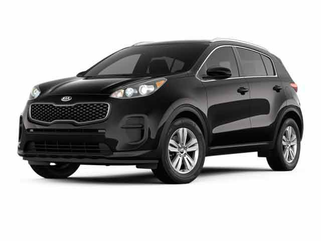 2017 Kia Sportage EX Premium Black