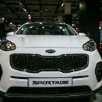 2017 Kia Sportage Facelift