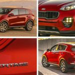 2017 Kia Sportage LX Changes