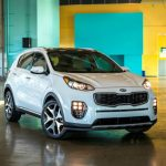 2017 Kia Sportage SX Turbo Model