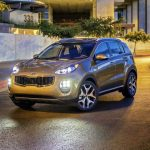 2017 Kia Sportage SX Turbo Wallpaper
