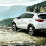 2017 Kia Sportage Wallpaper