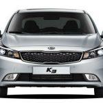 2017 Kia k3 Facelift