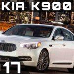 2017 Kia k900 Model
