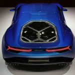 2017 Lamborghini Asterion Engine