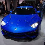 2017 Lamborghini Asterion Facelift