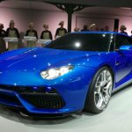 2017 Lamborghini Asterion LPI 910-4 Model