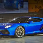 2017 Lamborghini Asterion Model