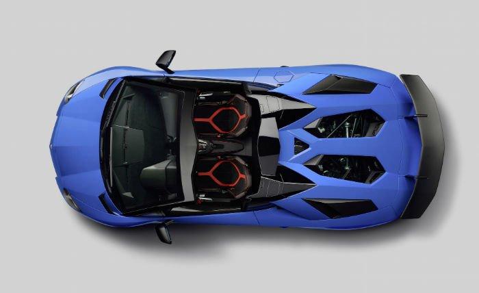 2017 Lamborghini Aventador Convertible