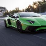 2017 Lamborghini Aventador Drive