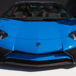 2017 Lamborghini Aventador LP750-4 SuperVeloce Headlight