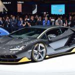 2017 Lamborghini Centenario 770HP