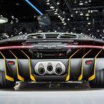 2017 Lamborghini Centenario Exhaust