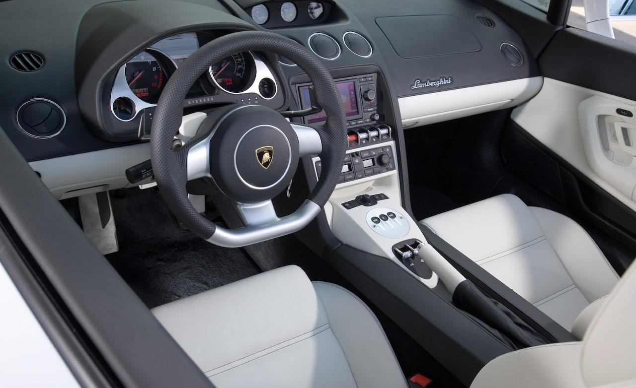 2017 Lamborghini Gallardo Interior