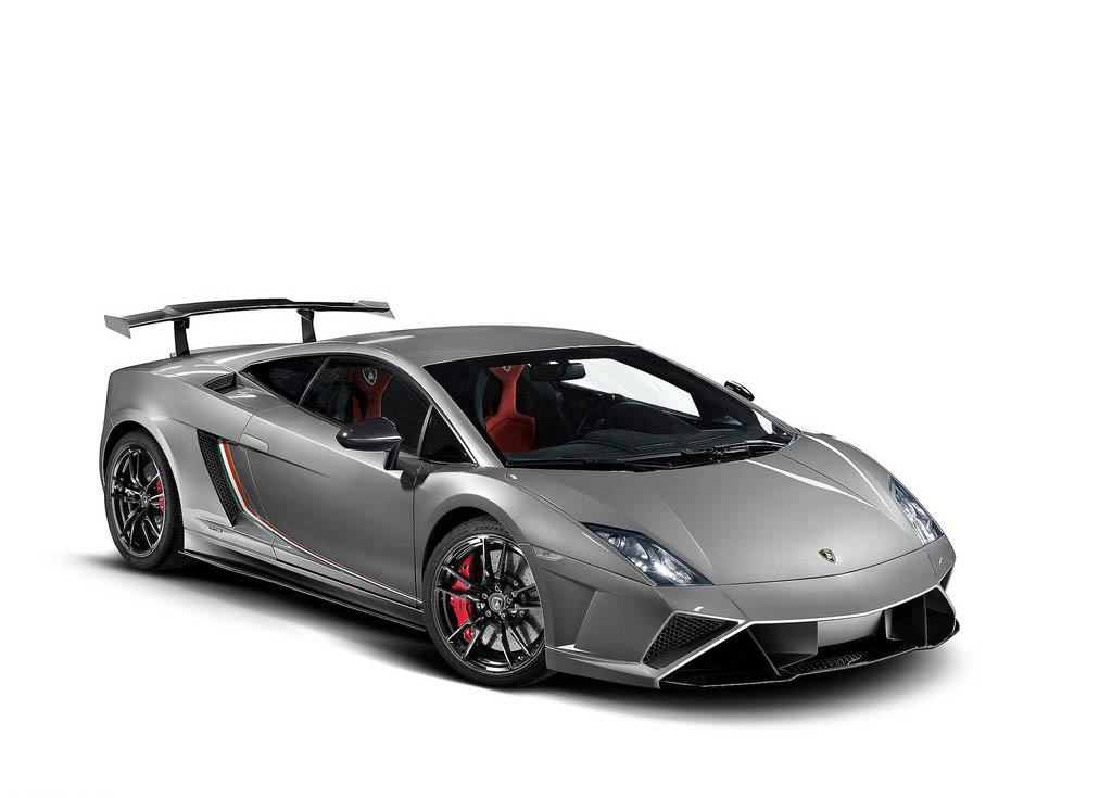 2017 lamborghini gallardo model