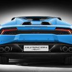2017 Lamborghini Huracan Exhaust