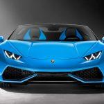 2017 Lamborghini Huracan Facelift