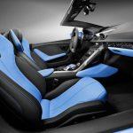 2017 Lamborghini Huracan Interior