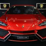 2017 Lamborghini SUV Facelift