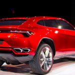 2017 Lamborghini SUV Model