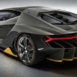 2017 Lamborghini Veneno Black