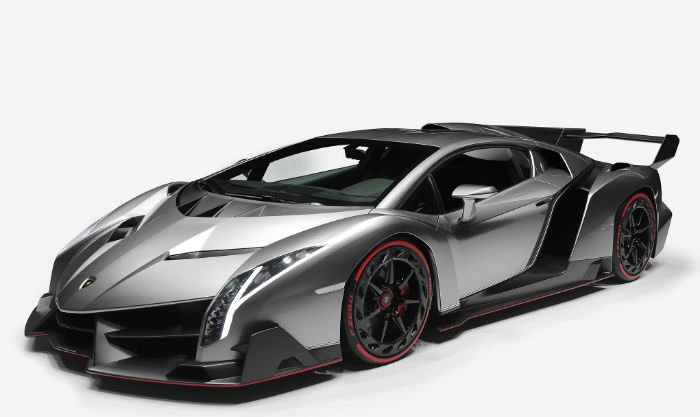 2017 Lamborghini Veneno Exterior