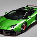 2017 Lamborghini Veneno Green