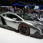 2017 Lamborghini Veneno Model