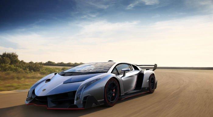 2017 Lamborghini Veneno Wallpaper