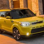 2017 kia Soul Photos
