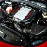 2017 Chevrolet Camaro ZL1 Horsepower