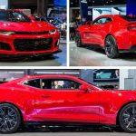 2017 Chevrolet Camaro ZL1 Redesign