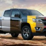 2017 Chevrolet Colorado Colors