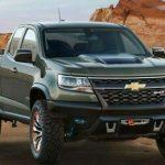 2017 Chevrolet Colorado Diesel