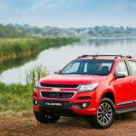 2017 Chevrolet Colorado Thailand