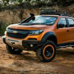 2017 Chevrolet Colorado Xtreme