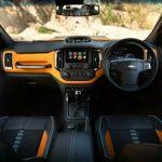 2017 Chevrolet Colorado Xtreme Interior