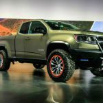 2017 Chevrolet Colorado ZR2 Off-Road