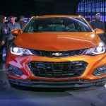 2017 Chevrolet Cruze Hatch Facelift