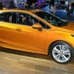 2017 Chevrolet Cruze Hatch Model